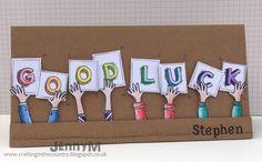 http://sevenhillscrafts.blogspot.com/2016/09/good-luck-placard.html