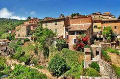 Deia, Spain :: hostal villaverde