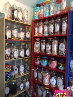 Traditional Sweet Shop #lions #midgetgems #sweets #candy #sweetmemories