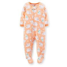 Carter's Baby Girls' Print Fleece Footie (Baby) - Polar Bear - 18 Months Carter's http://www.amazon.com/dp/B00MBH8PJS/ref=cm_sw_r_pi_dp_p.Sxub099ED91