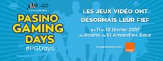 Pasino Gaming Days by Lanexhttp://www.ggalliano.fr/event/pasino-gaming-days-by-lanex/