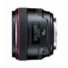 Canon EF 50mm f/1.2 L USM Lens for Canon Digital SLR Cameras  byCanon  $2600