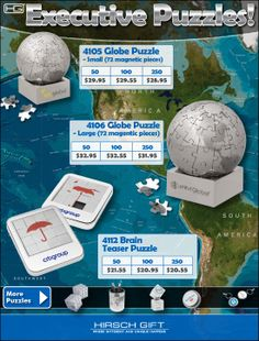 A large selection of Executive Metal Puzzles perfect for the desk. #GlobeProducts #MetalPuzzles #PromotionalProducts #ExecutiveGifts #CorporateGifts