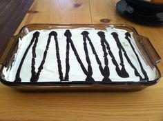 Eclair cake :)
