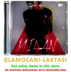 CD MILAN STANKOVIC MILAN album 2015 narodna muzika srbija bosna hrvatska balkan
