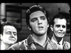 Six full songs by Elvis Presley taken from 1950's TV appearances & film ...