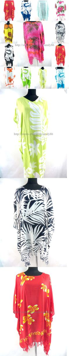 Dresses 50986: Us Seller- 10Pcs Wholesale Kaftan Beach Cover-Up Cheap Bohemian Dresses -> BUY IT NOW ONLY: $106.95 on eBay!