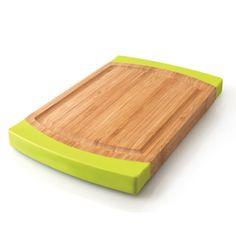 BergHOFF Studio Medium Rounded Bamboo Chopping Board