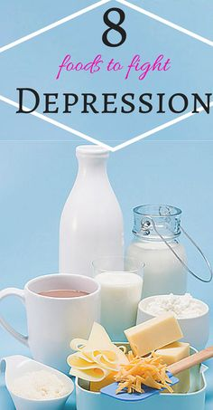 8 foods to fight depression