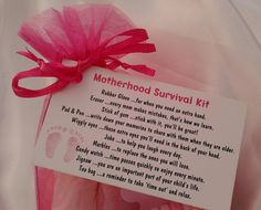 Little BAG of BITS: Motherhood Survival Kit - new baby gift, treasure basket, mum to be present, baby shower, novelty birthday gift - Everything For Babies Play Doh, Gifts For Mum, New Baby Gifts, Homemade Gifts, Diy Gifts, Survival Kit Gifts, Survival Supplies, Treasure Basket, Thing 1