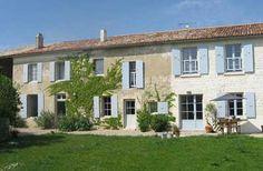 Chambres d'hôtes à vendre près de Surgères en Charente Maritime