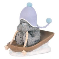 Heading For You - Me To You Bear Figurine
