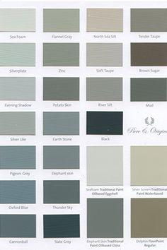 101 Woonideeen verf kleuren