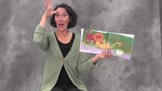 Sign Language Storytimes from Dawn Babb Prochovnic