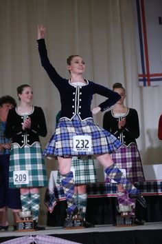 Kilt with royal blue jacket #mackellar #royal #tartan