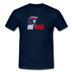 One More Shirt by fmble Fanwear.   #onemore #tb12 #tombrady #brady #goat #patsnation #pats #patriots #newenglandpatriots #newengland #fmble #fmblewear #footballfashion #fanwear #fangear #nfl #ranNFL #ranNFLsuechtig #football #americanfootball #streetwear #shirt #fanshirt #tshirt