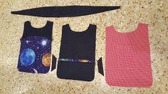 Hola hace ya tiempo que tenía ganas de hacer el Tutorial de la mochila y no encontraba el momento... Y hoy tuve un huequecillo y mehe puest... Sewing Crafts, Sewing Projects, Diy Backpack, Backpack Pattern, Kids Bags, Clay Crafts, Minions, Purses And Bags, Shirt Designs