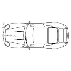Vehicles, Any view ; AutoCAD Block Libraries free download