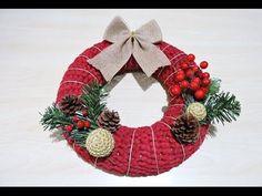 Crochet: Querido Santa. Parte 1. Introducción, Materiales y Cabeza - YouTube