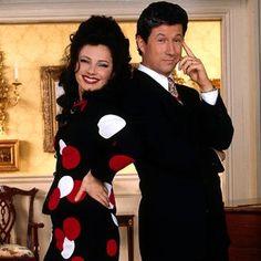 Hot: The Nanny cast reunited at Fran Drescher's house