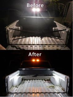 Innovative Led Truck Bed Lights : 9 Steps (with Pictures) - Instructables New Trucks, Cool Trucks, Chevy Trucks, Pickup Trucks, Custom Trucks, Pickup Camper, Jeep Pickup, Lifted Trucks, Pick Up
