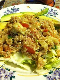 ... Recipes: Quinoa on Pinterest | Quinoa, Quinoa muffins and Quinoa bites