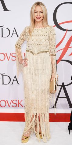 CFDA Awards 2015 Best Red Carpet Looks - Rachel Zoe from #InStyle