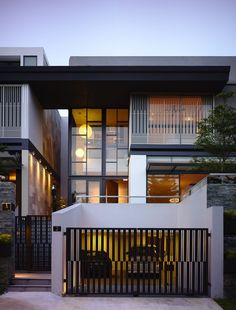 2 Holland Grove Terrace by A D Lab
