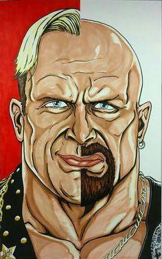 Steve Austin Transformation Wwe Steve Austin, Face Transformation, Vince Mcmahon, Stone Cold Steve, Wwe World, Wwe Champions, Wrestling Wwe, Wwe Wrestlers, Anime Naruto