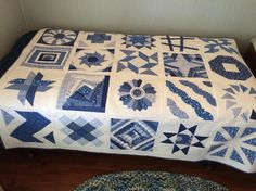 You have to see Finished 2012 BOM by Kzooquilter!