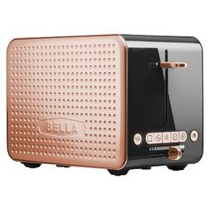 Bella Dots Collection 2.0 Two-Slice Toaster