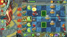 Plants vs Zombies last world