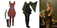 Resultado de imagem para roupa medieval
