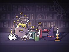Witch's Lab