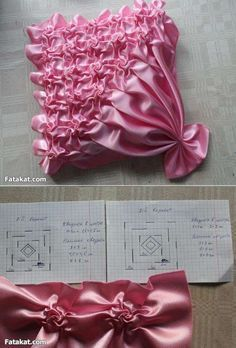 Embroidery Fabric Manipulation Smocking Tutorial 26 Ideas For 2019 Silk Ribbon Embroidery, Embroidery Stitches, Embroidery Patterns, Hand Embroidery, Smocking Tutorial, Smocking Patterns, Sewing Patterns, Dress Patterns, Fabric Crafts