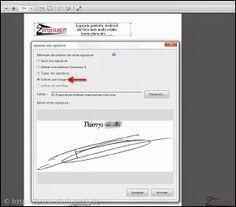 apposer sa signature sur un PDF via acrobat reader Document, Calculator, Bullet Journal, Ajouter, Words, Cloud, Connection, Android, Pdf