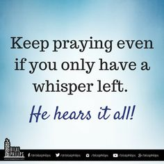 Allah hears every unspoken word, sees every unseen wound & mends every unbearable pain. #life