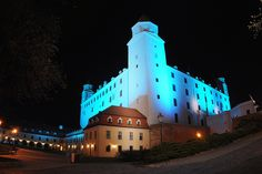 Photo courtesy of the Society for the Help of People with Autism. Plan My Trip, Bratislava Slovakia, Places Ive Been, Around The Worlds, Mansions, House Styles, City, Jet Set, Castles