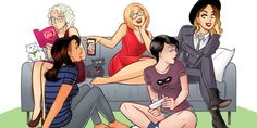 This Comic Book Is The Geeky, Feminist Answer To Bad Dating Advice