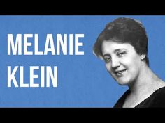 PSYCHOTHERAPY - Melanie Klein Melanie Klein was a great psychotherapist who teaches us how to stop either idealising or denigrating others. By: The School of Life.