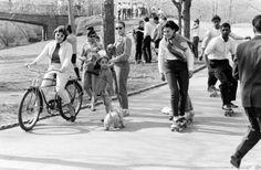 Le skate dans les années 60