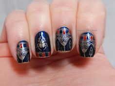 Lacquer or Leave Her!: Monday Blues Before & After: Walk Like An Egyptian...