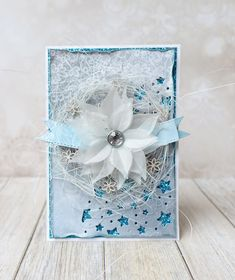Blog Craft Passion: Just blue