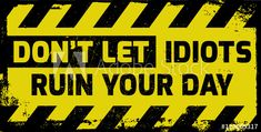 Push harder than yesterday sign yellow with stripes, road sign variation. Bright vivid sign with warning message. Don't Let, Let It Be, Body And Soul, Business Entrepreneur, Social Media Graphics, Words Of Encouragement, Black Backgrounds, Coaching, Motivation
