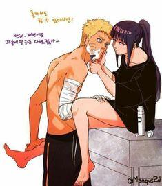 Source Hinata: *Blush* Naruto kun don't stare at it. Naruto: I'm sorry Hinata. Naruto Shippuden Sasuke, Naruto Kakashi, Naruto Comic, Naruto Girls, Anime Naruto, Boruto, M Anime, Naruto Couples, Naruto Cute