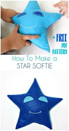 How To Sew a Star So