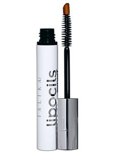 Amp Up Your Eyes  A volumizing mascara or a set of falsies can work wonders for boosting lackluster lashes in a pinch, but to really combat stubby, thin, and stiff lashes, adding a strengthening treatment into your routine is a must. Talika's formula darkens, lengthens, and enhances curl with 12 plant ingredients and silk proteins.    Talika Lipocils Expert, $55
