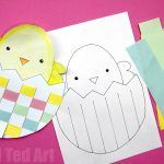 Easter Preschool Crafts - Red Ted Art's Blog