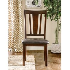 Oak Dining Room Chairs, Dining Chair Set, Dining Table, Transitional Dining Chairs, Chair Types, Foot Rest, Kitchen Decor, Upholstery, Breakfast Nook