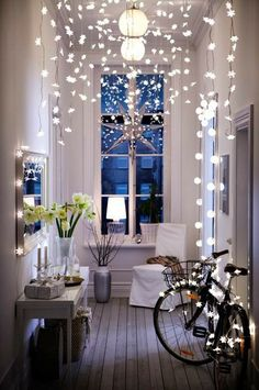 Attractive 2013 Christmas Wall Lights, Chic Christmas Tree Wall Lights, 2013 Christmas  Wall Art #